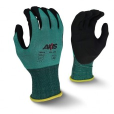 Radians RWG533 AXIS Cut Protection Level A2 Foam Nitrile Coated Glove - Dozen - (CLOSEOUT)