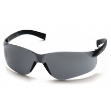 Pyramex S2520SN Mini Ztek Safety Glasses Gray Frame Gray Lens
