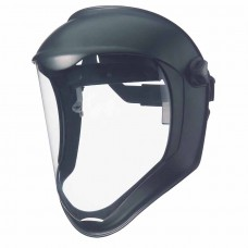 Uvex S8500 Bionic Face Shield, Uncoated, Clear