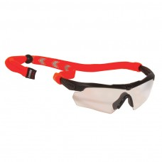 Chums 12307 Neon Orange Reflective Chevron Glasses Retainer