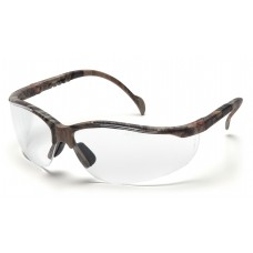 Pyramex SH1810S Venture II Safety Glasses - Real Tree HW Frame - Clear Lens
