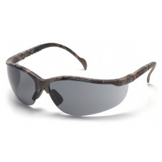Pyramex Venture II Safety Glasses, Real Tree HW Frame, Gray Lens