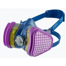 GVS SPR485 Elipse P100 / Multigas Half Mask Respirator - Medium / Large