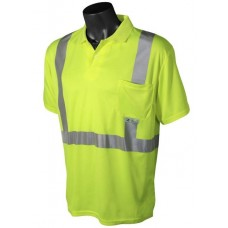 Radians ST12 Hi Vis Yellow Safety Polo Shirt - Type R - Class 2