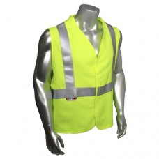 Radians SV92 Hi Vis Yellow Safety Vest - Basic Modacrylic FR - Type R - Class 2