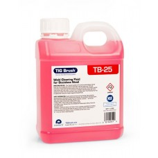 Ensitech TIG Brush TB-25 Weld Cleaning Fluid for S/S