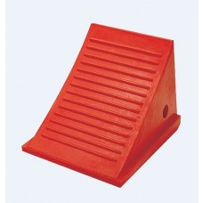 "Checkers UC1500-4.5 General-Purpose Wheel Chocks - 11"" x 9"" x 8.5"" - Orange - Each"