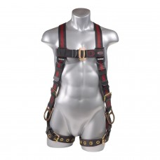 KStrong Kapture Elite 5-Point Full Body Harness - 3 D-Rings