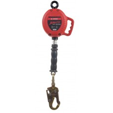 KStrong UFS310010 BRUTE 10 ft. Cable SRL with Steel Snap Hook