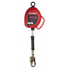 KStrong UFS310030 BRUTE 30 ft. Cable SRL with Steel Snap Hook