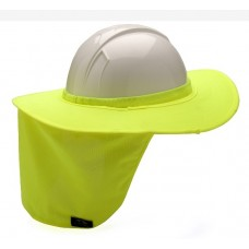 Pyramex HPSHADE30 Hard Hat Brim with Neck Shade