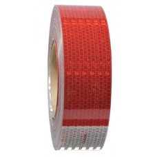 "Conspicuity DOT-C2 Reflective Tape, 2"" x 150', 6"" / 6"" Pattern"