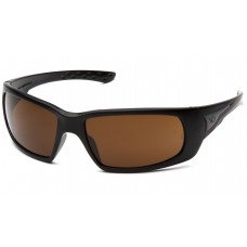 Venture Gear Montello VGSB618TB Safety Glasses - Black Frame - Bronze Anti Fog Lens - (CLOSEOUT)