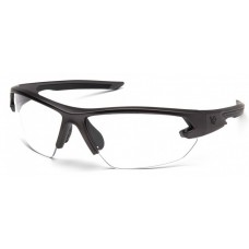 Venture Gear VGSGM1410T Semtex 2.0 Safety Glasses Gun Metal Frame Clear Anti-Fog Lens