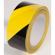 "Incom WT2110 Yellow / Black Hazard Tape - 2"" x 108'"