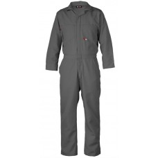 Saf-Tech 4.5 oz Nomex IIIA Contractor FR Coverall - Gray