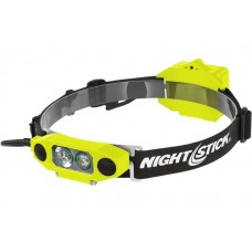 Nightstick XPP-5462GX DICATA Intrinsically Safe Low-Profile Dual-Light Headlamp