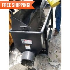 DANUSER AUGER BUCKET SPLASH GUARD