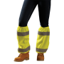 OccuNomix LUX-SG Hi Vis Yellow Leg Gaiter - (CLOSEOUT - LIMITED STOCK AVAILABLE)