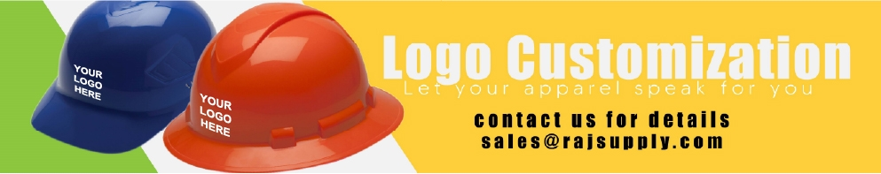 hard hat logo banner