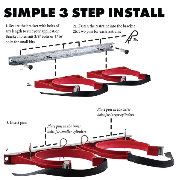bottlechock install steps